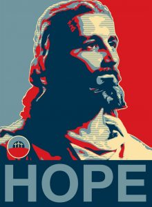 Jesus is the only genuine hope for this world.